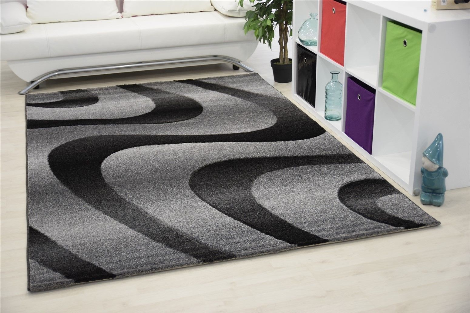 Tapis salon moderne pas cher maison design for Tapis pour salon