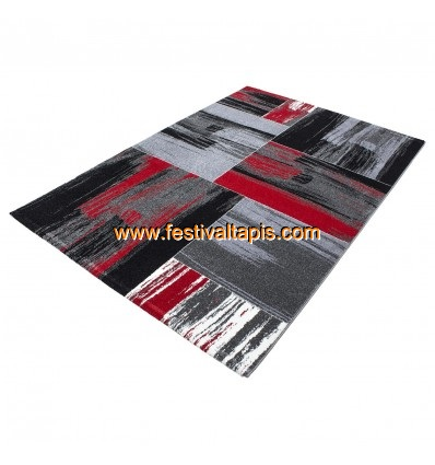 Tapis gris, tapis gris pas cher, tapis gris clair, tapis pas cher gris, tapis salon gris