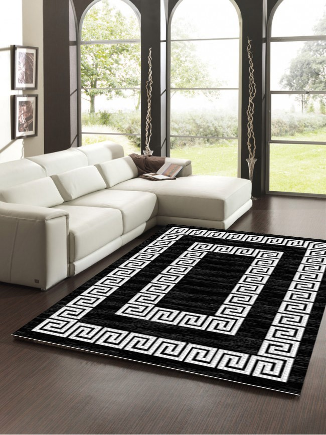 tapis baroque pas cher free tapis gris style baroque acrylique haut qualite naturel brillant. Black Bedroom Furniture Sets. Home Design Ideas