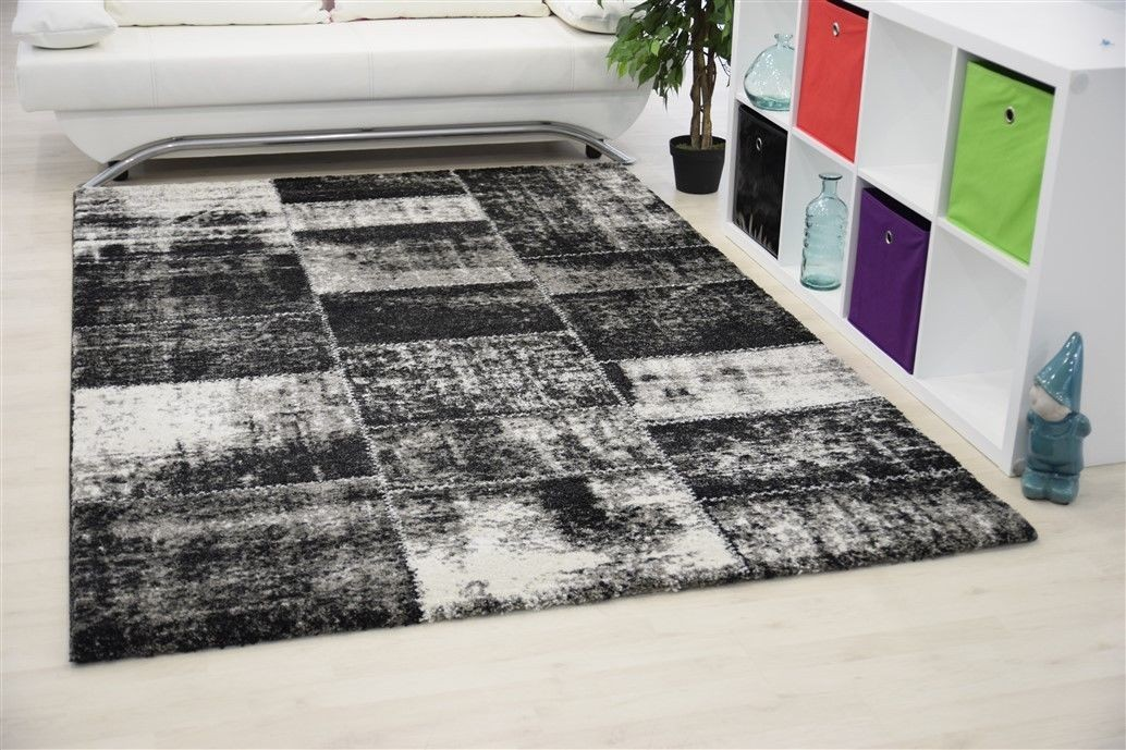 Carrelage design tapis noir pas cher moderne design for Tres grand tapis pas cher