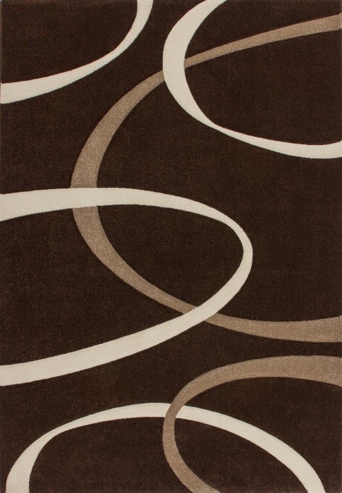Tapis marron conforama for Deco chambre bebe gara c2 a7on taupe et bleu