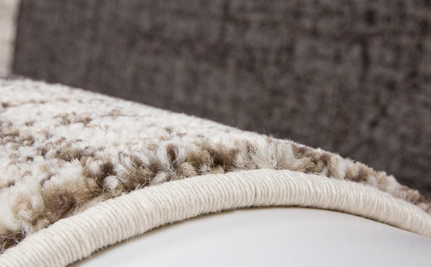 Tapis salon beige marron: tapis patchwork ton de gris marron beige ...