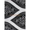 Tapis Shaggy parsémé de lurex coloris gris ,tapis moderne, tapis moderne pas cher, tapis modernes, tapis moderne design, les tap