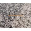 Tapis design contemporain gris Tivoli