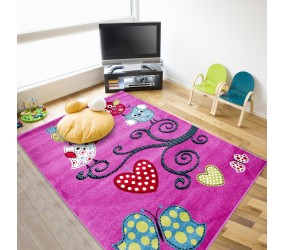 Tapis rose pour chambre fille ,tapis rond chambre ,tapis chambre fille rose ,tapis rose chambre fille