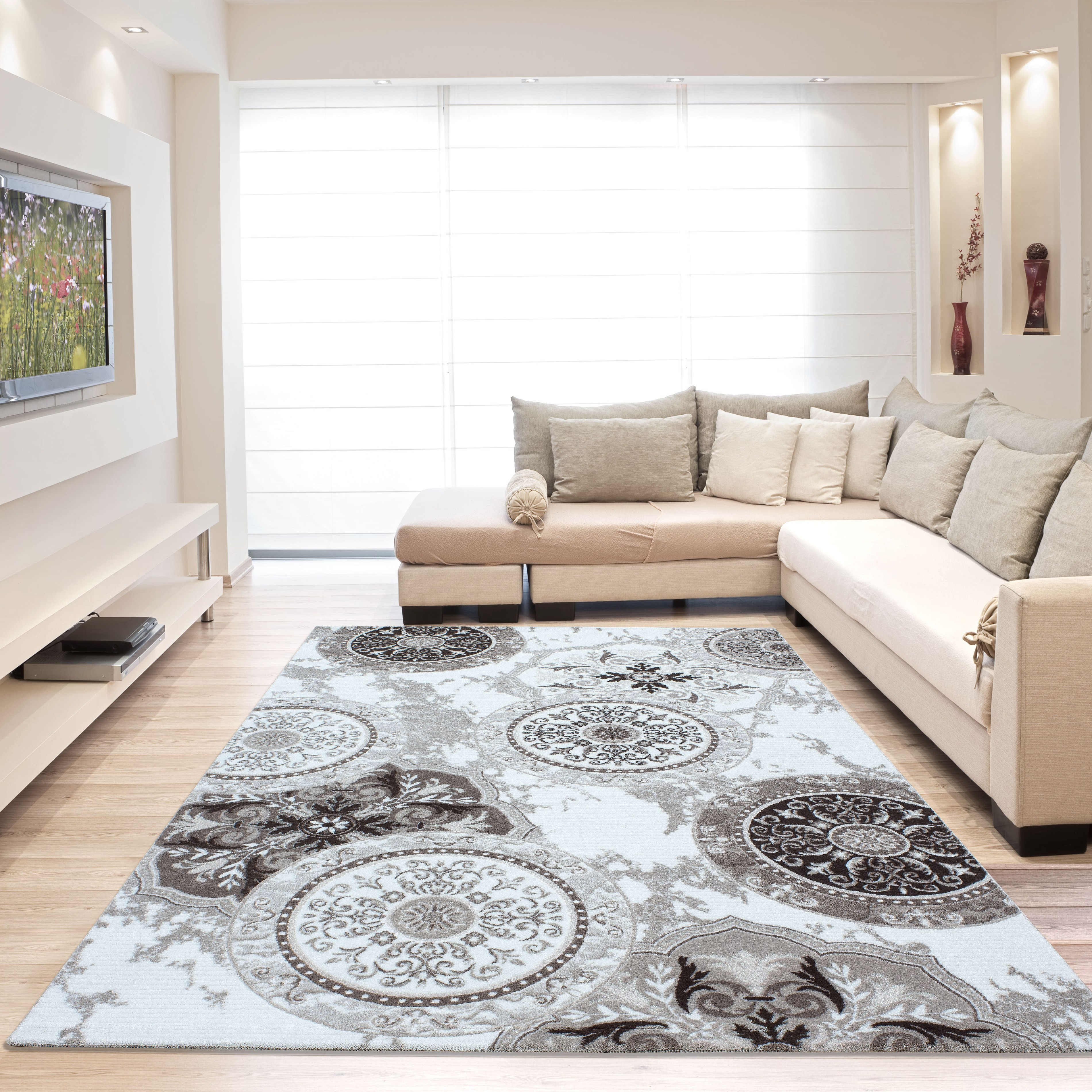 tapis contemporain pas cher 25886 tapis id es. Black Bedroom Furniture Sets. Home Design Ideas