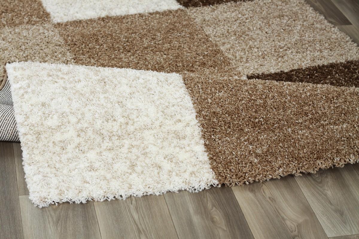 tapis shaggy beige pas cher maison design zeeral