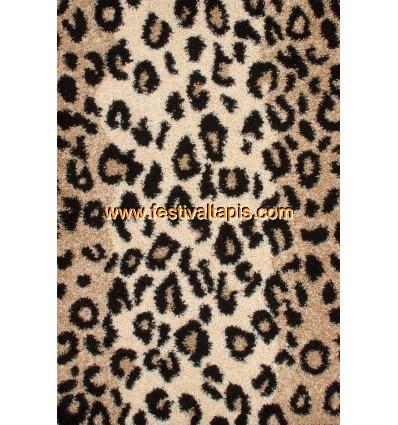 Tapis shaggy design Léopard tapis en laine, tapis laine pas cher, tapis laine moderne, tapis en laine pas cher, tapis de laine,
