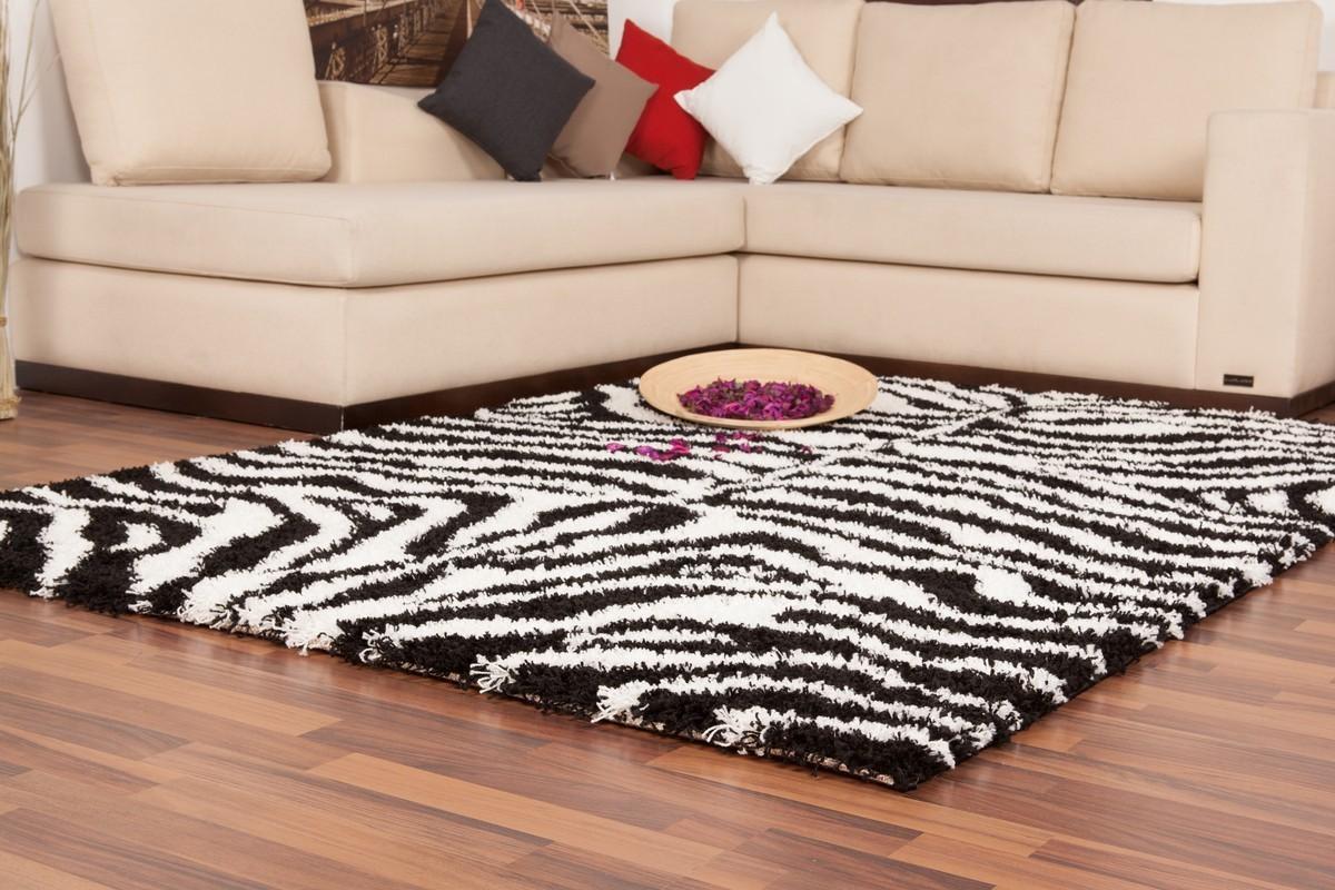 tapis shaggy design z 232 bre jiva
