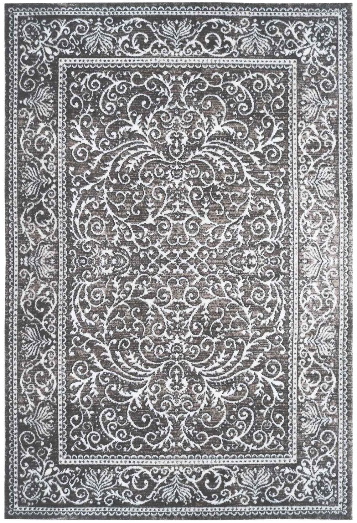 Tapis de salon design en acrylique moderne nevio 12 - Tapis de salon but ...
