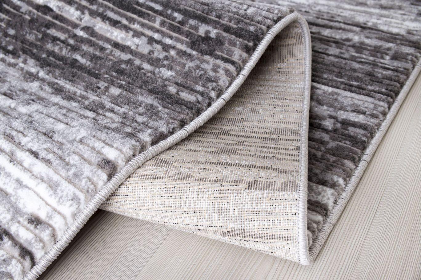 Tapis design soft effet 3d beige vintage avorio pas cher for Tres grand tapis pas cher
