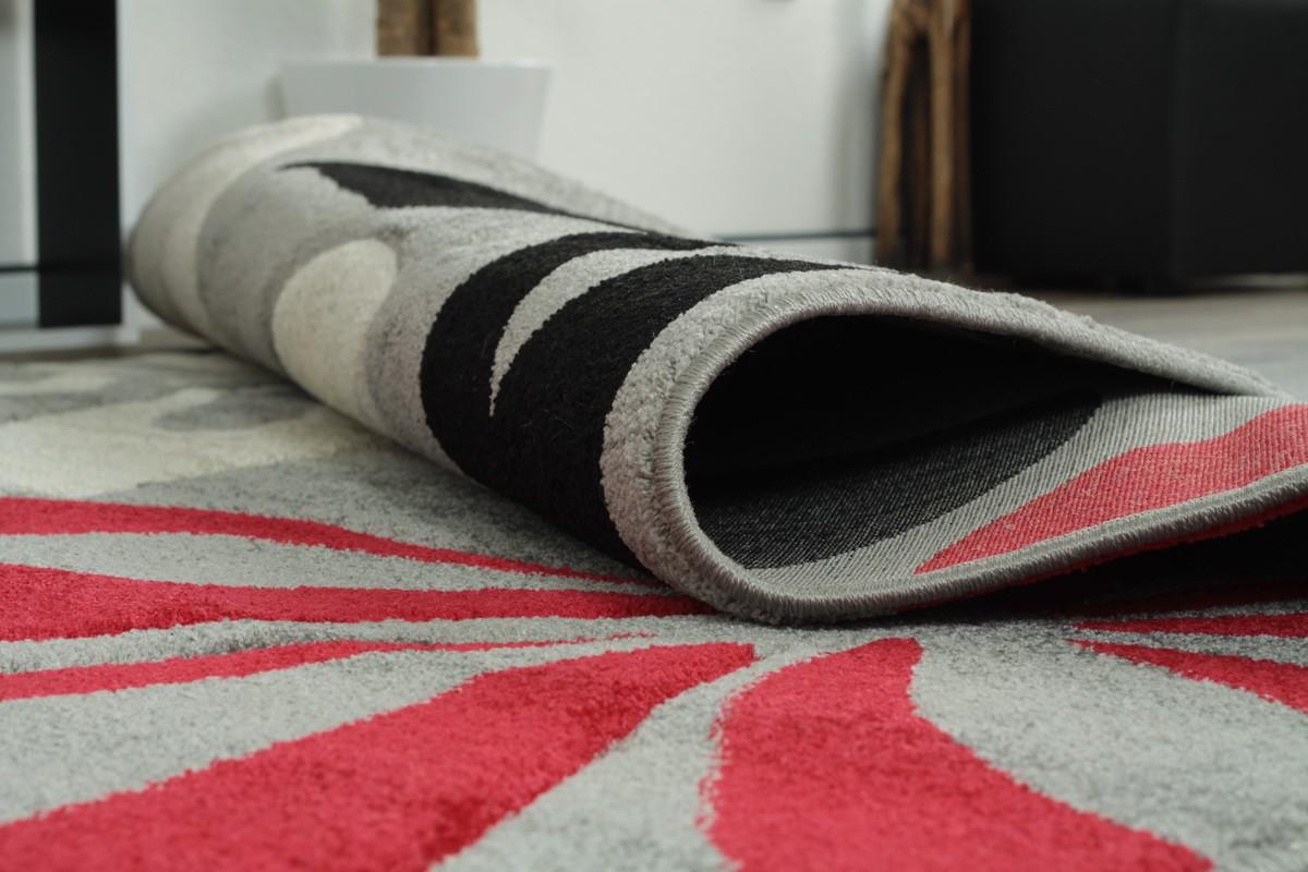 Tapis effet 3d look tendance et design zodiac 23 - Decoration salon ecran plat tapis rouge ...