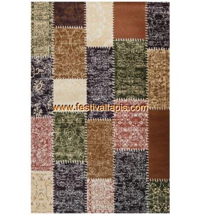 Tapis contemporain design ,carpette salon ,paillasson rond ,tapis ancien bleu ,tapis ancien ,tapis berbere