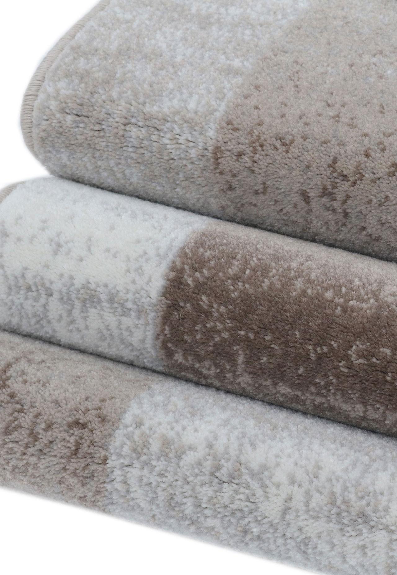 tapis poils courts beige et sable soft needlecraft. Black Bedroom Furniture Sets. Home Design Ideas