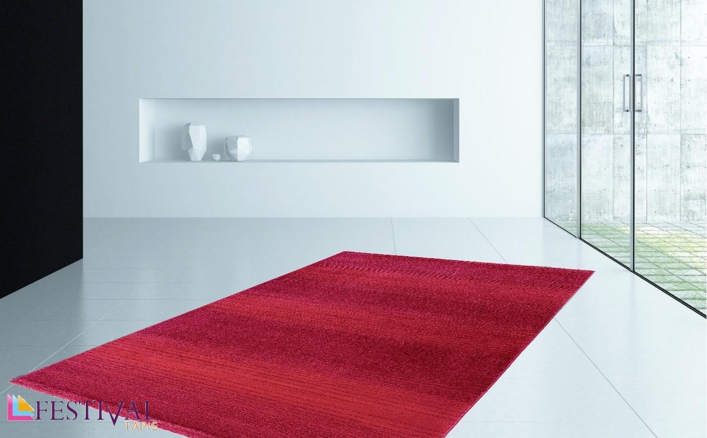 tapis uni orange longues m ches grande salon d 39 entr e couloir aspen. Black Bedroom Furniture Sets. Home Design Ideas
