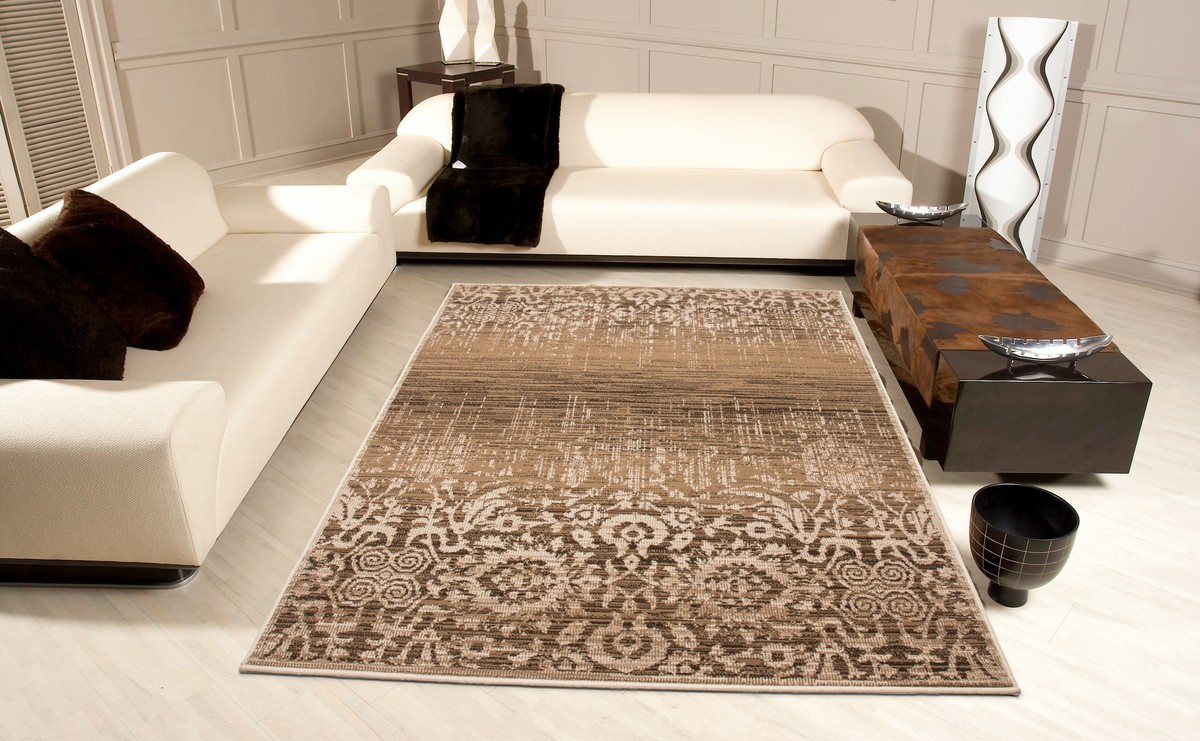 tapis style vintage. Black Bedroom Furniture Sets. Home Design Ideas
