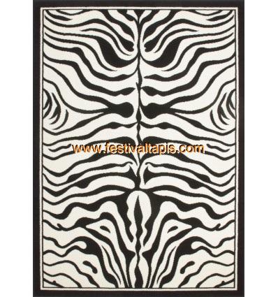 Tapis bicolore design de conception unique grand tapis pas cher, tapis grande taille pas cher, grand tapis gris pas cher, grand
