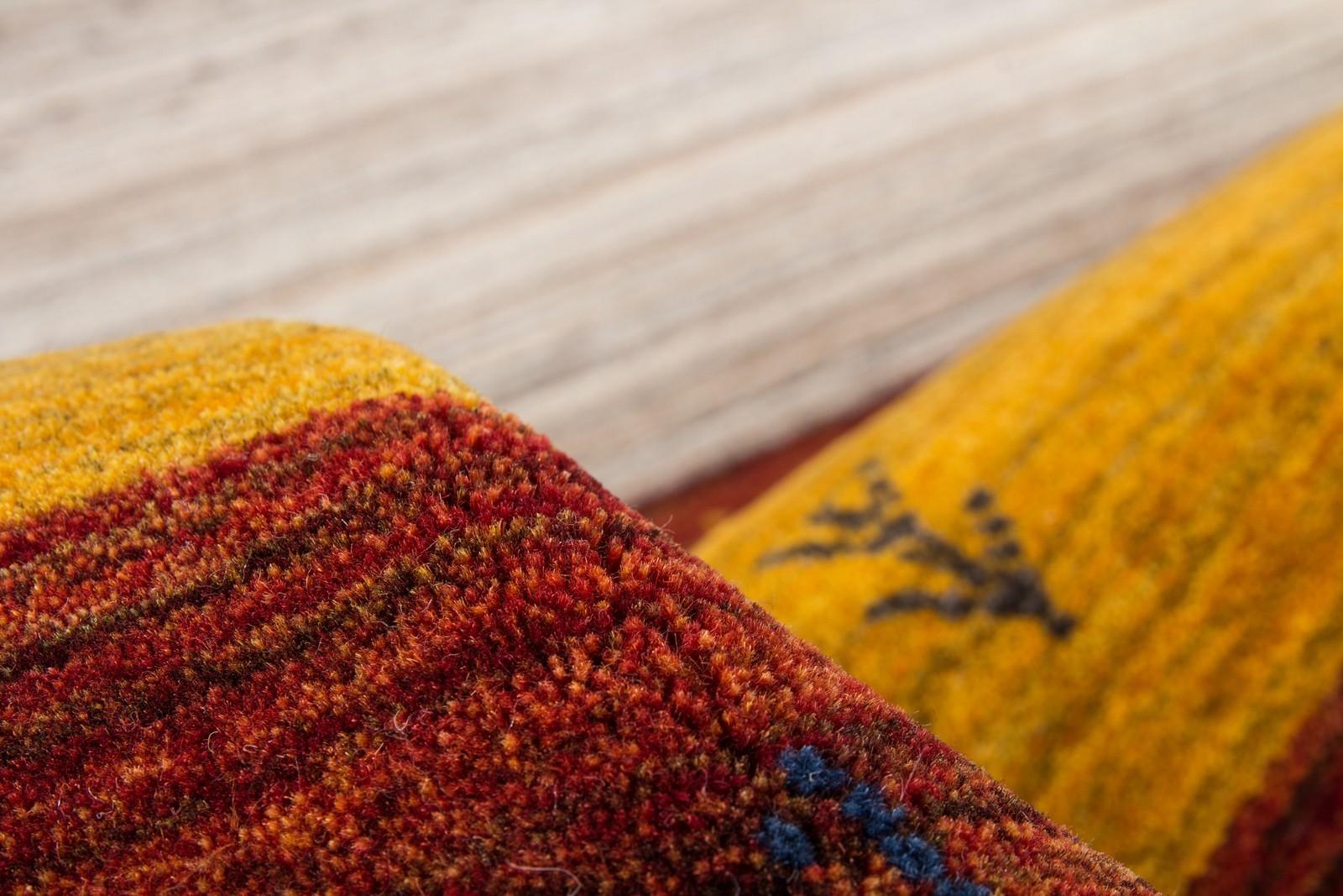tapis 100 laine fait la main naturel multicoloris mikado 4. Black Bedroom Furniture Sets. Home Design Ideas