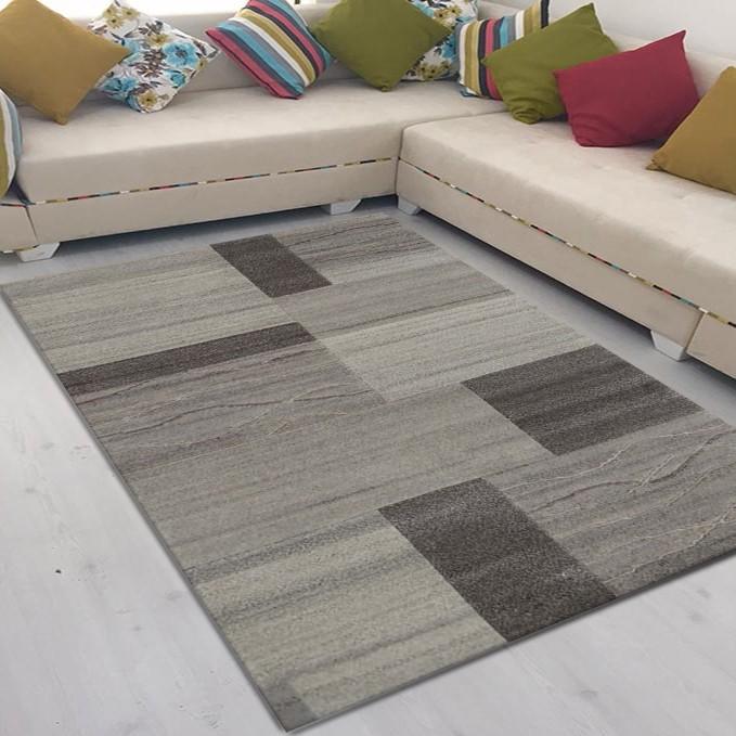 tapis salon design. Black Bedroom Furniture Sets. Home Design Ideas
