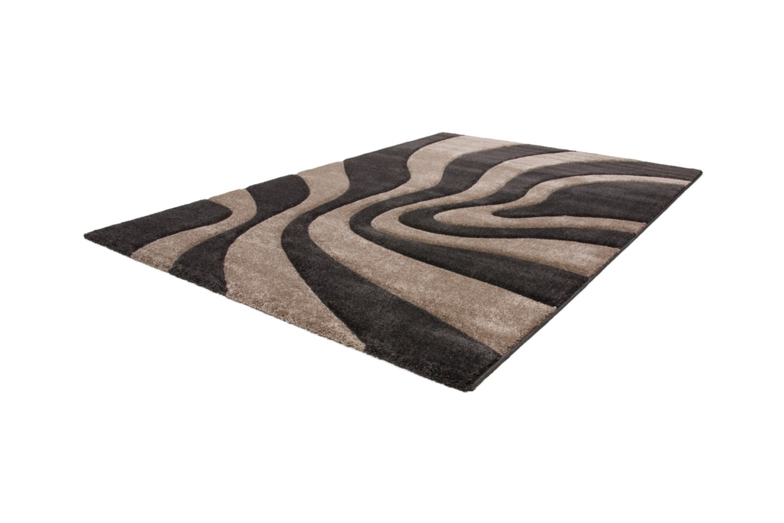 emejing tapis marron beige pictures awesome interior home satellite On tapis raye noir beige