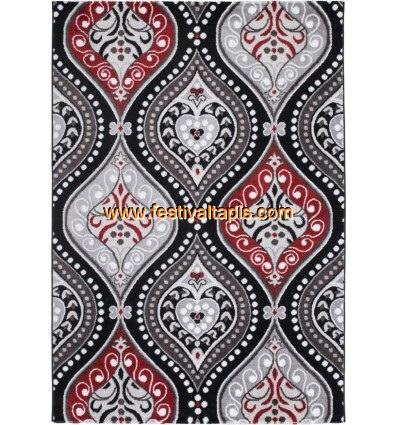 Tapis design pas cher ,tapis noir oriental ,tapis gris ,tapis carré rouge ,tapis discount ,tapis coloré ,tapis rouge