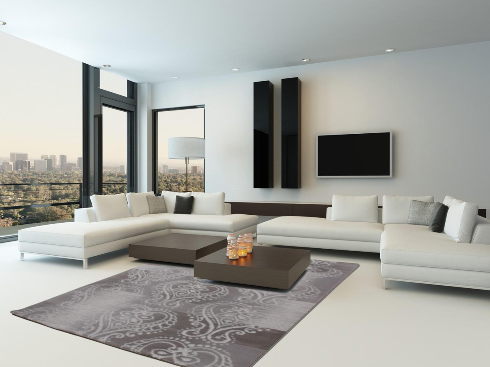tapis salon tapis noir tapis beige tapis noir et blanc tapis vert - Tapis Salon Blanc