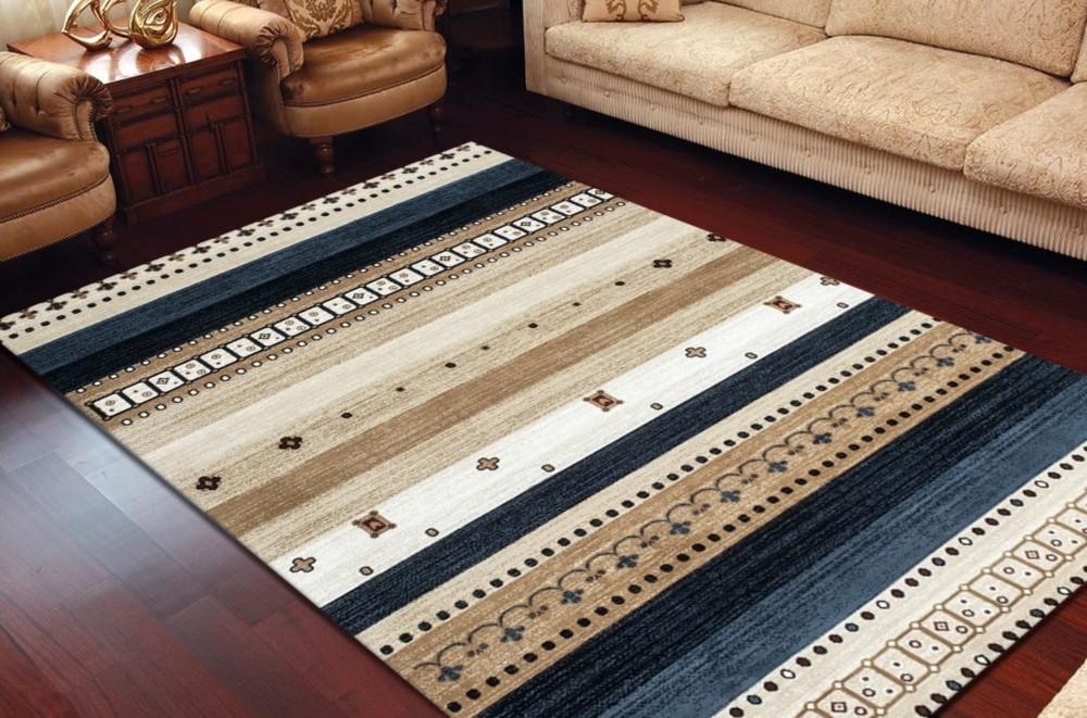 tapis optic cosy blanc benuta fibres synthtiques vintage patchwork rectangulaire - Tapis Habitat