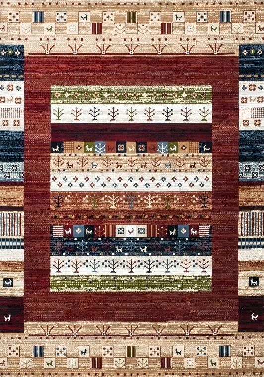 tapis design polypropylne soft multicolore modern habitat 5 - Tapis Habitat