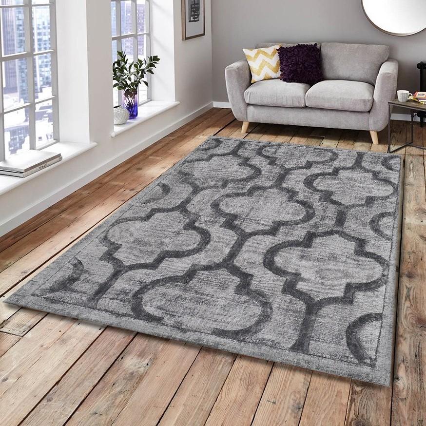 wundersch nen tapis moderne pas cher l 39 id e d 39 un tapis de bain. Black Bedroom Furniture Sets. Home Design Ideas