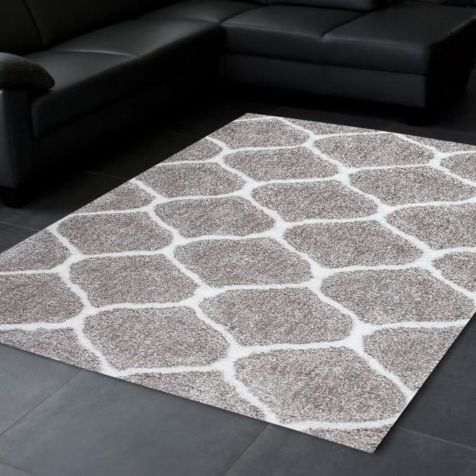 Elegant tapis blanc pas cher l 39 id e d 39 un tapis de bain for Grand tapis blanc pas cher
