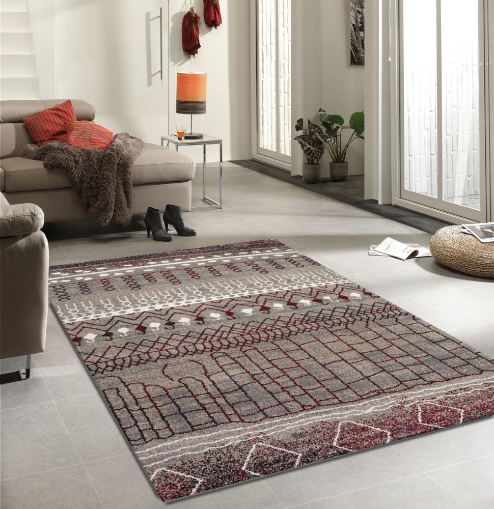 tapis en polypropyl ne contemporain d 39 int rieur couleur. Black Bedroom Furniture Sets. Home Design Ideas
