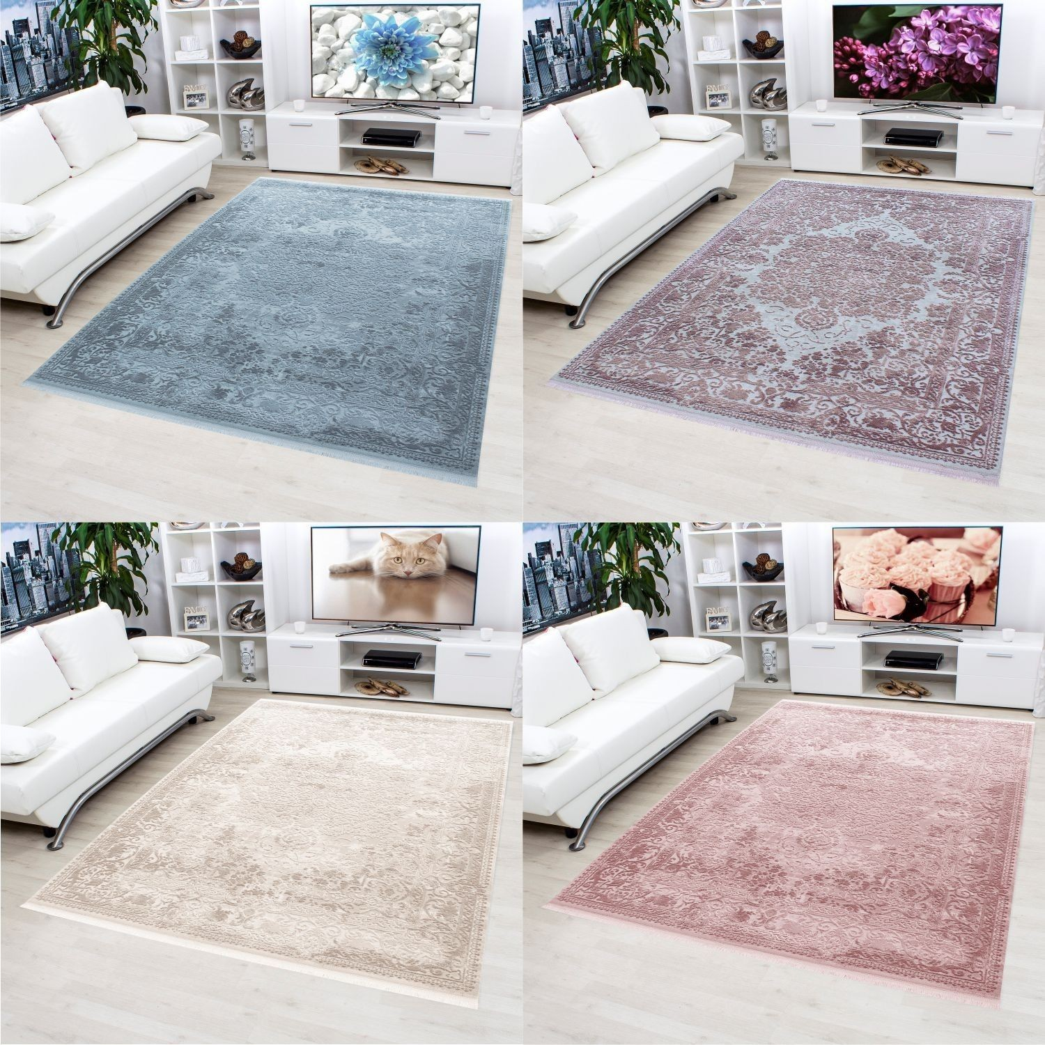 tapis baroque pas cher stunning tapis gris pas cher tapis gris tapis pas cher gris tapis rouge. Black Bedroom Furniture Sets. Home Design Ideas