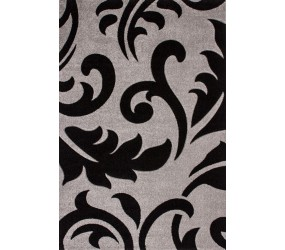 Tapis effet 3D design coloris gris et noir tapis pour salon, tapis salon design, tapis pour salon pas cher, tapis moderne salon, tapis de salon design, grand tapis salon, tapis salon moderne, tapis design