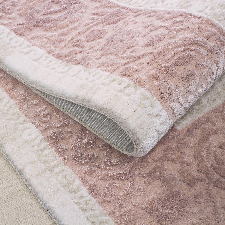 Gallery of tapis gris et rosetapis noir et gris pas cher Tapis rose clair