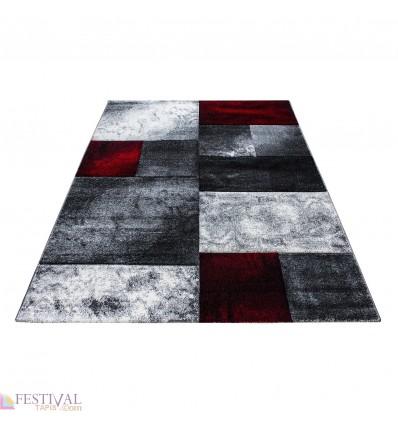 tapis gris rouge, tapis gris pas cher, tapis gris clair, tapis pas cher rouge gris, tapis salon rouge