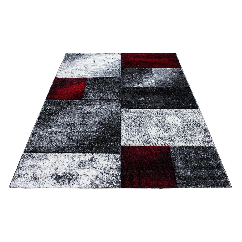 tapis gris rouge tapis gris pas cher tapis gris clair tapis pas cher - Tapis Pas Cher