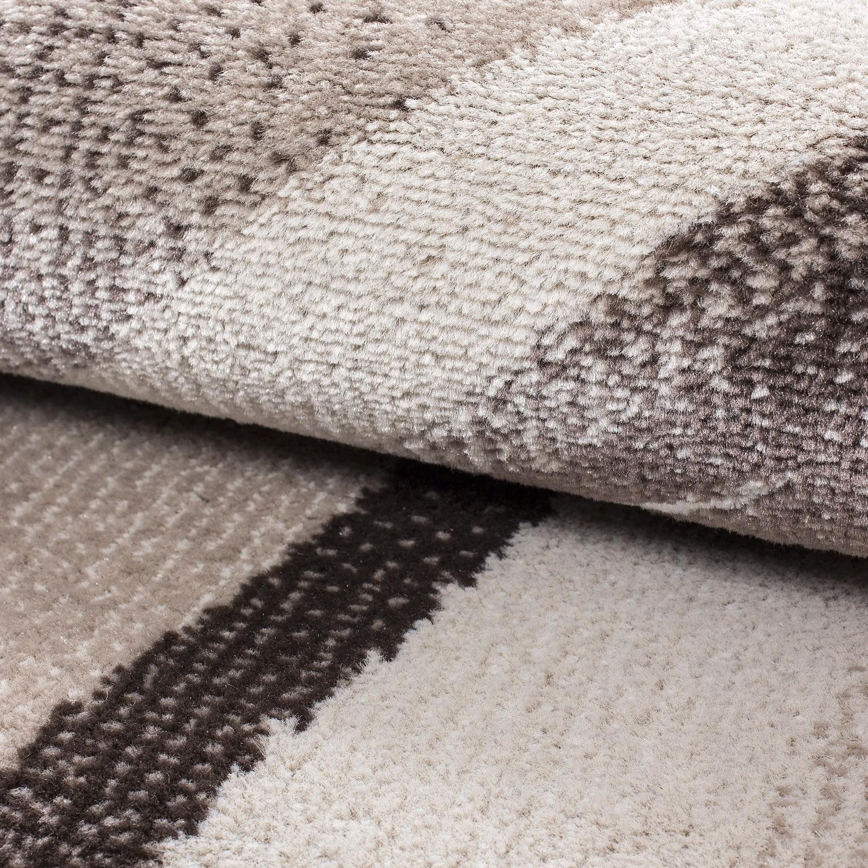 tapis tendance vintage brun taupe madison. Black Bedroom Furniture Sets. Home Design Ideas