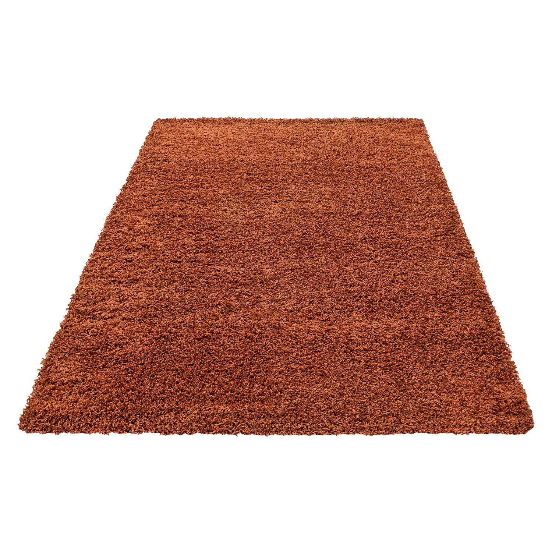 tapis shaggy terra moderne tapis design uni en polypropyl ne vasco. Black Bedroom Furniture Sets. Home Design Ideas