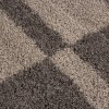 tapis shaggy marron, tapis shaggy taupe pas cher, tapi shaggy, tapis shaggy taupe, tapis shaggy soldes taupe tapis taupe