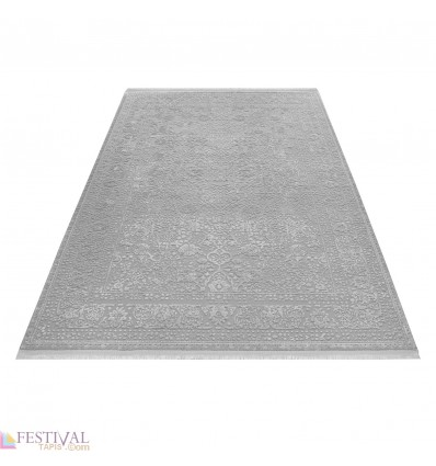 tapis gris style baroque acrylique haut qualite naturel brillant sencha 8 tapis beige tapis. Black Bedroom Furniture Sets. Home Design Ideas