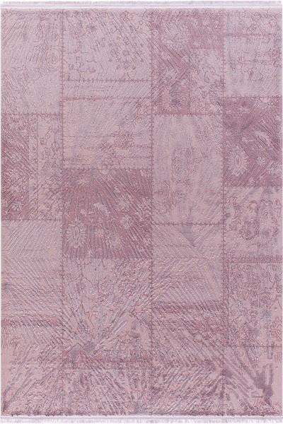 tapis rose violette style baroque acrylique haut qualite naturel brillant sencha 16. Black Bedroom Furniture Sets. Home Design Ideas