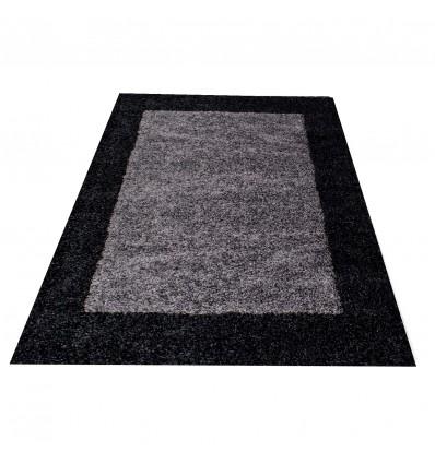 tapis shaggy, tapis shaggy pas cher, tapis shaggy rouge, tapis shaggy gris