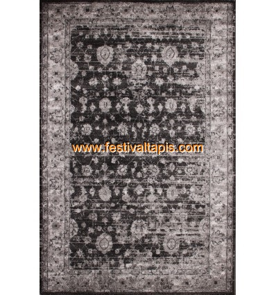 Tapis vintage moderne coloris gris tapis beige, tapis beige pas cher, tapis shaggy beige, tapis rond beige, tapis shaggy beige