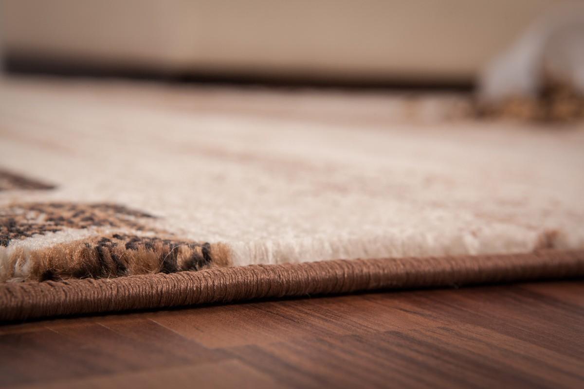 tapis effet usé