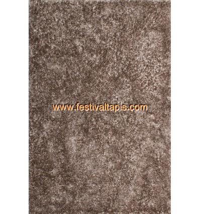 Tapis Shaggy fait main coloris brun tapis salon, tapis de salon, tapis salon pas cher, tapis de salon pas cher, tapis pour salon