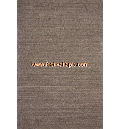 Tapis fait main 100% laine coloris gris ,magasin de tapis, vente de tapis pas cher, tapis de passage pas cher, vente de tapis, m