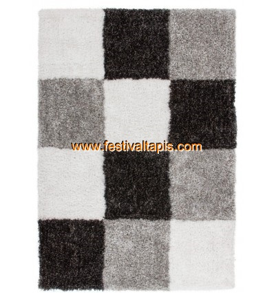 Tapis en damier shaggy anthracite ,tapis soldes, soldes tapis, tapis en solde, tapis solde, solde tapis, tapis en soldes, tapis