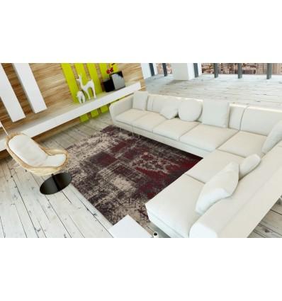 Tapis pour salon moderne, tapis moderne laine, tapis moderne gris, tapis moderne rouge, tapis moderne design pas cher