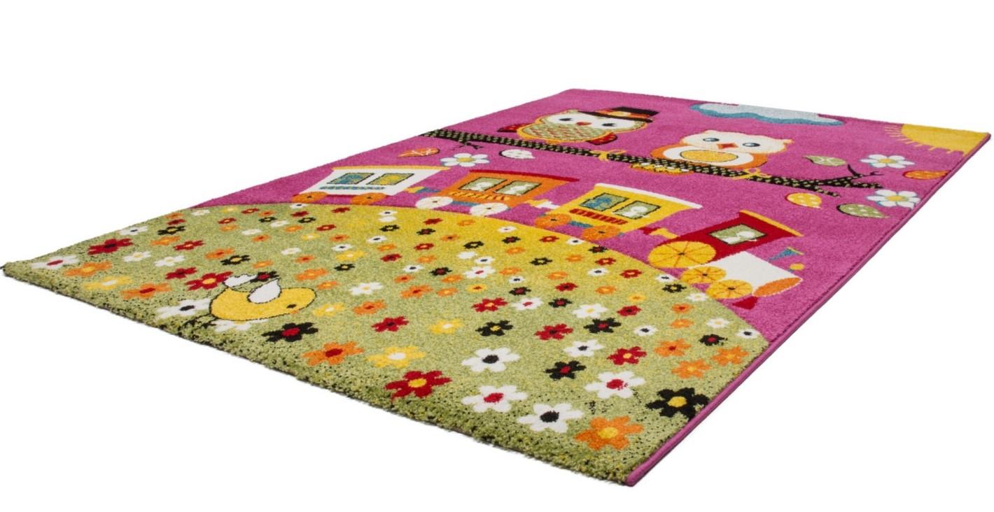 Tapis fille rose tapis pour enfant pas cher tapis enfant for Tapis pour chambre adulte