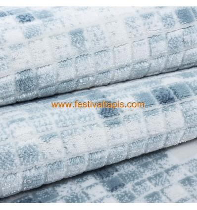 Tapis design bleu petit ,tapis design grand ,tapis design pas cher ,tapis design discount ,tapis design en solde